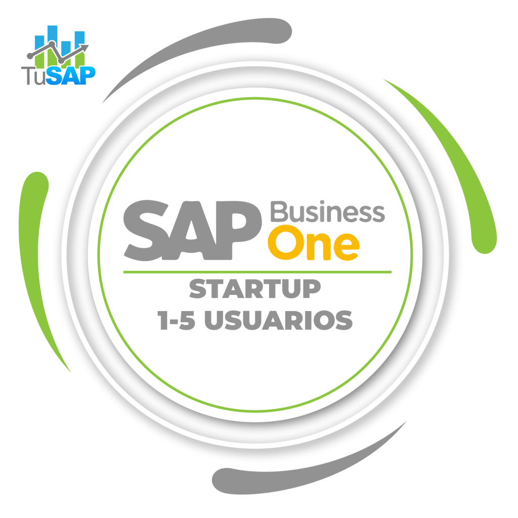 SAP Business ONE 1 a 5 usuarios