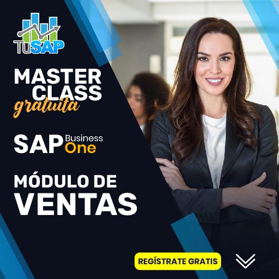 Aprenda como gestionar las ventas en SAP business One , realice reportes por vendedor y detalle por productos de su empresa