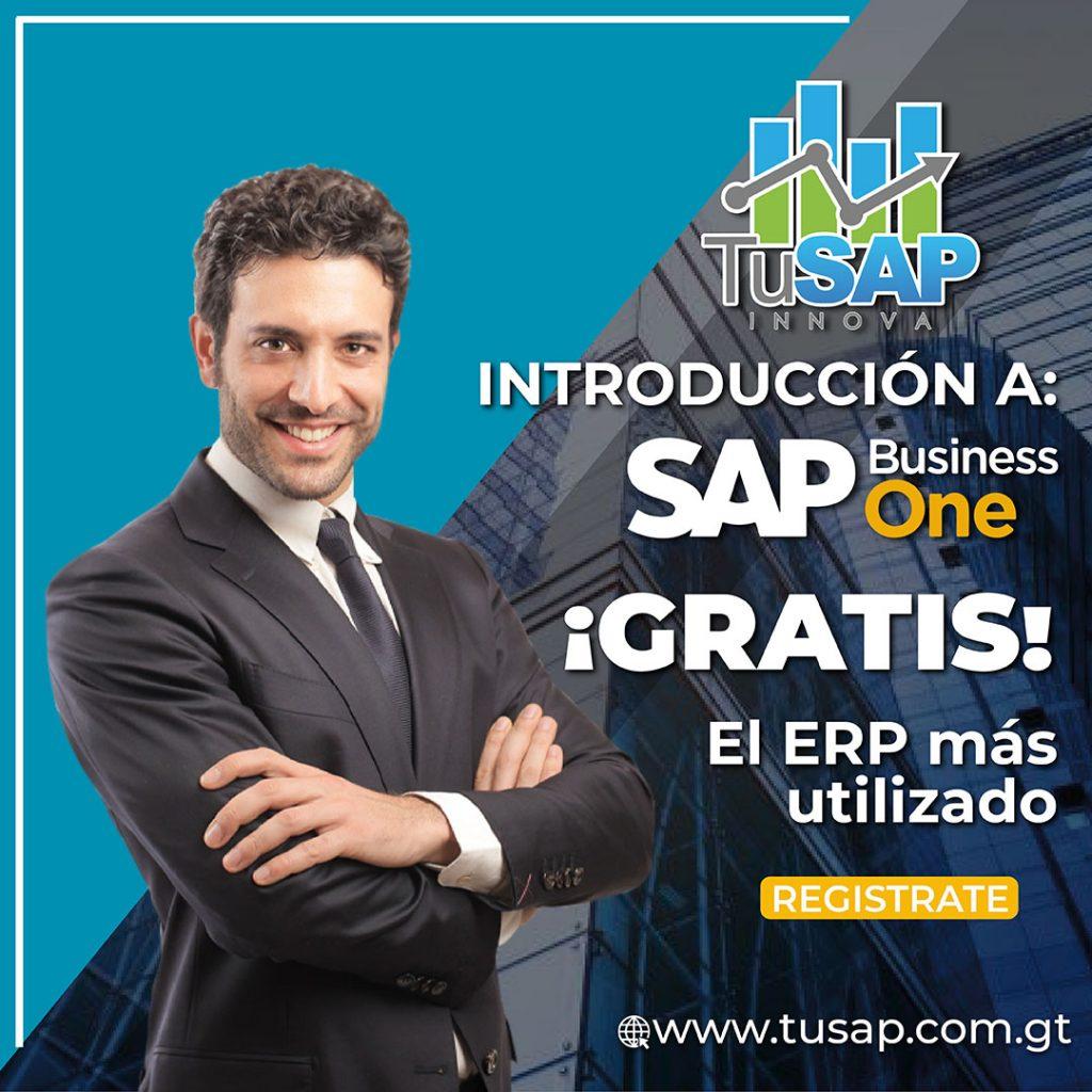 Curso de introducción a SAP business One , generalidades de la herramienta