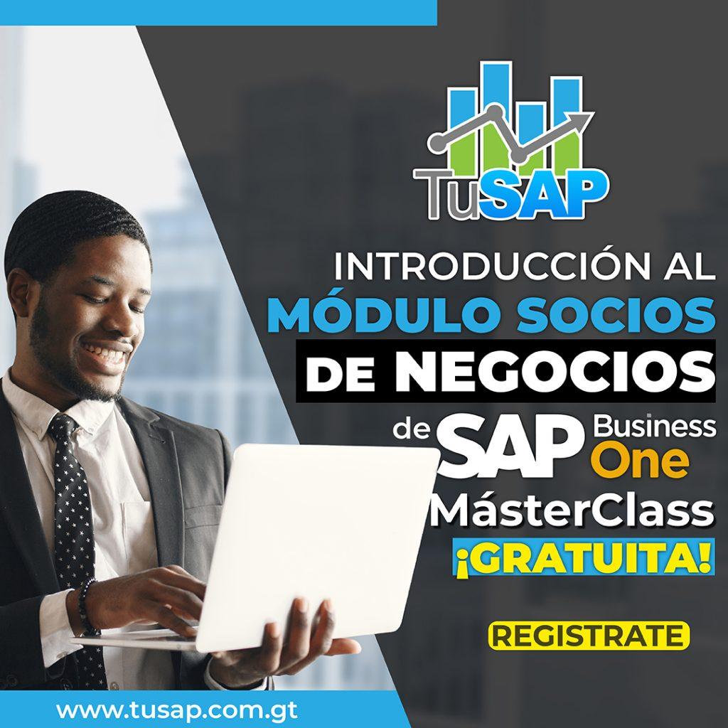Cree clientes y proveedores en SAP business one , clasifique por giro de negocio la informacion de tus clientes .
